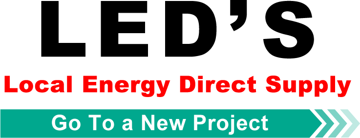 LED'S Local Energy Direct Supply